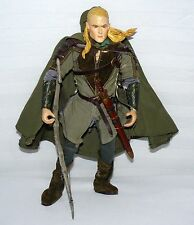 TOY BIZ LOTR RETURN OF THE KING LEGOLAS POSEABLE 12 INCH DOLL ACTION FIGURE