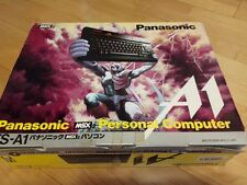 Panasonic MSX FS-A1 Personal Computer set boxed/Computer,PSU,Boxed/tested-M-