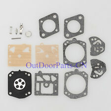 Carburetor Rebuild Kit for Poulan CS-2800 CS 3000 3400 3700 4000 Walbro HDA-18