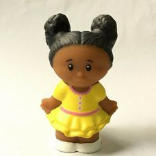 Fisher-Price Little People Tessa Easter Holiday figure Toy QA293