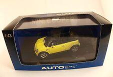 Auto Art Gateway 54851 Mini Cooper S Cabrio neuf en boite 1/43