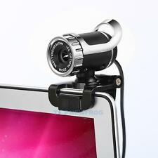 USB 12.0 Mega Pixels HD Camera Webcam Web Cam Mic for Skype PC Laptop Desktop