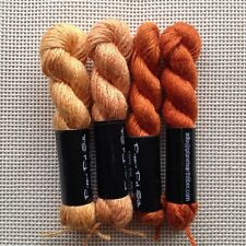 Planet Earth Pepper Pot single strand silk collection 2017 soft Oranges