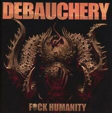 DEBAUCHERY F**k Humanity - Limit. 3CD-Digipak ( 205906 )