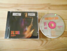 CD Jazz Houston Person - All Soul (10 Song) HIGHNOTE REC / cut out