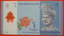12th Series Malaysia Zeti RM1 Fancy & Low Number Banknote ( AP0000054 ) - UNC