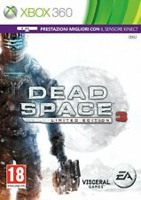 Dead Space 3 Limited Edition XBOX360 - totalmente in italiano