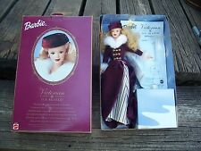 2000 Mattel Victorian Ice Skater Barbie #27431   Original Box
