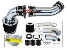 "3"" BLACK Cold Air Intake Kit + Filter For 01-03 Explorer Sport Trac 4.0L V6"