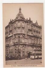Spain, Vigo, Hotel Moderno en la Puerta del Sol Postcard, B278