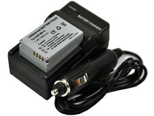 New high NB-7L Battery and Charger for PowerShot G10 G11 G12 SX30 IS Camera NB7L