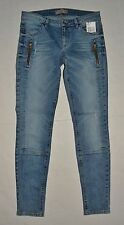 GUESS JEANS New Women's sz 27 GUESS Str Push Up Moto Skinny Jeans