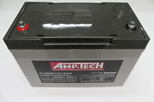 105AH AMP HOUR BATTERY AGM SLA 12 VOLT 12V DEEP CYCLE DUAL FRIDGE SOLAR 100AH