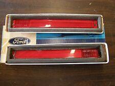 NOS OEM Ford 1974 - 1978 Mustang 2 II Quarter Light Lamp 1975 1976 1977 Lens