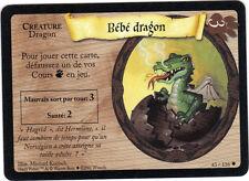 Harry Potter n° 43/116 - Créature dragon - Bébé dragon