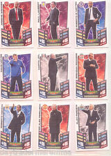 2012/2013 Match Attax Manager set of 20 cards