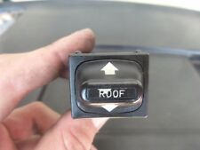 Saab c900 900 classic Sunroof ? ROOF SWITCH * Hard to find *