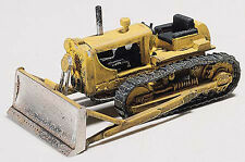 Die Cast Woodland Scenics Kit of a Bulldozer HO 1:87