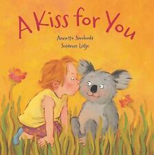 A Kiss for You by Susanne Lutje (2014, Board Book)