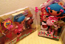 LALALOOPSY ROSY BUMPS N BRUISES FULL SIZE + STUMBLES BUMPS BRUISES RETIRED NEW