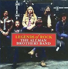 Legends of Rock [The Allman Brothers Band] [1 disc] New CD