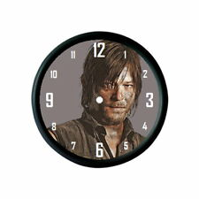 Norman Reedus Orologio da parete pop art fan regalo foto