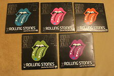 The Rolling Stones - 5 Promo CD's from Machina magazine - POLISH RELEASE