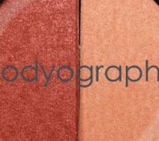 Bodyography Duo Expressions Copper Mist #6553 Duo  .10 oz  2.8 g Sealed
