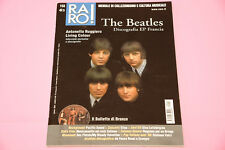 """RARO RIVISTA DISCOGRAFIA LP 7"""" EX N° 153 BEATLES LOLLOBRIGIDA SEX PISTOLS VASCO"""