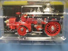 POMPIERS AMERICAIN CHRISTIE FRONT DRIVE STEAMER 1912