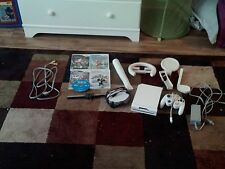 wii coner and sports asersys 4 games dises and more on wii about 5 to 7
