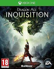 Dragón age Inquisición para XBOX One (nuevo Y Sellado)