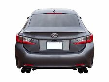 #560 PAINTED FACTORY STYLE SPOILER fits the  2015-2016 Lexus RC 200t 300 350 F S