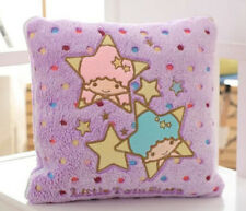 Little Twin Stars purple Summer quilt  Blankets zip cushion UQ44 Blanket new