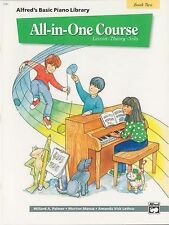 Alfred's Basic Piano Library: All-in-One Course Bk 2 by Morton Manus, Amanda...