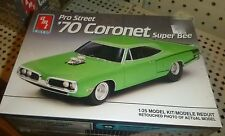 AMT 1970 DODGE SUPER BEE PRO STREET 1/25 Model Car Mountain FS VINTAGE