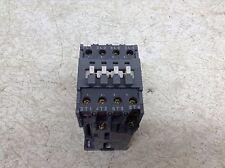 ABB BC25-40 24 VDC Coil 20 HP @ 460 V Motor Starter Contactor BC2540 (TSC)