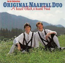 ORIGINAL NAABTAL DUO : A BISSERL GLÜCK, A BISSERL FREUD / CD - CLUB EDITION