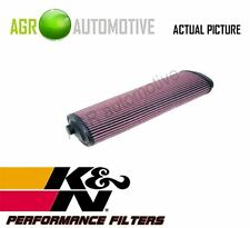 NEW K&N PERFORMANCE AIR FILTER HIGH-FLOW AIR ELEMENT GENUINE OE QUALITY E-2653