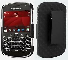 Verizon Blackberry Bold 9900 9930 Shell Holster Combo Case Belt Clip, New OEM