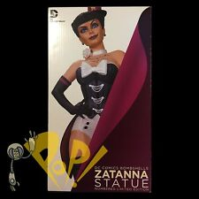 "DC Bombshells ZATANNA 11"" Resin Statue ANT LUCIA DC Comics IN STOCK!"