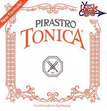 Tonica Violin D String 1/16-1/32 Aluminum Wound Medium