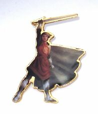 LE Disney Pin✿CS Lewis Chronicles Narnia Lion Witch Wardrobe Peter Sword Cape LE