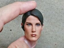 1/6 MARIA HILL Head sculpt Hawkeye Nick Fury HULK Thor Pepper Potts Hot Toys CY