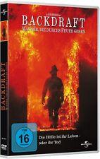 DVD BACKDRAFT # Kurt Russell, Robert De Niro, William Baldwin ++NEU