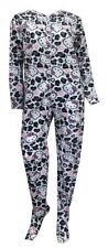 Sanrio Hello Kitty Leopard Hearts Footed Pajamas Costume 1 PC S M L or XL NWT
