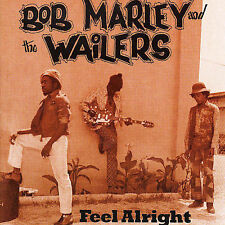Feel Alright - Bob Marley and the Wailers (BRAND NEW CD) FREE SHIPPING !!