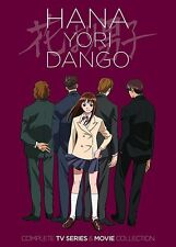 Hana Yori Dango / Boys Over Flowers: Complete Anime Series + Movie Box/DVD Set