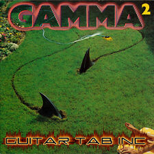 Gamma Guitar Tab GAMMA 2 Lessons on Disc Montrose Sammy Hagar