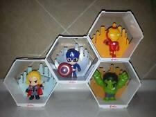 Avengers Collection Set  IRON MAN HULK THOR CAPTOIN AMERICA   TGV Cinema